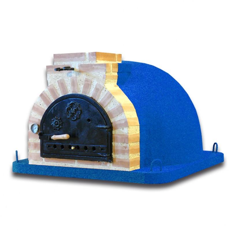 Horno de le a personalizado hornos de le a andaluc a - Hornos de lena prefabricados ...
