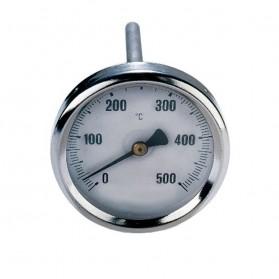 Termómetro de temperatura de 0º a 500º