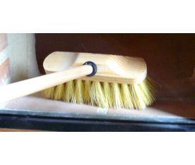 Nuevo cepillo limpiador para hornos de leña