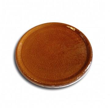 Plancha redonda para hornos de leña
